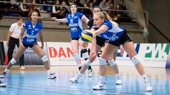 Holte Volley IF - damerne