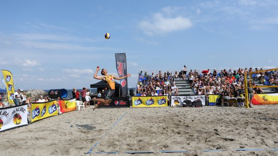 Beachvolley i Vedbæk 2019 1