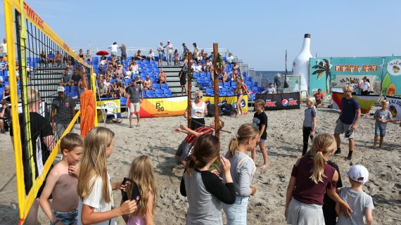 Beachvolley i Vedbæk 2019 4