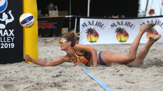 Beachvolley i Vedbæk 2019 10